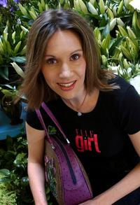 A File Photo of Actress Larissa Laskin, Dated February 13, 2002.