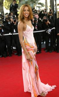 Noemie Lenoir at the premiere of