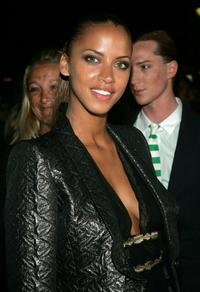 Noemie Lenoir at the closing ceremony and premiere of