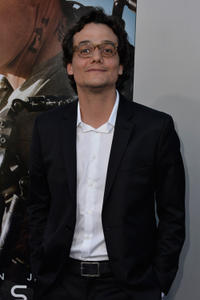 Wagner Moura at the California premiere of