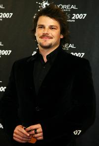Nathan Phillips at the L'Oreal Paris 2007 AFI Industry Awards.