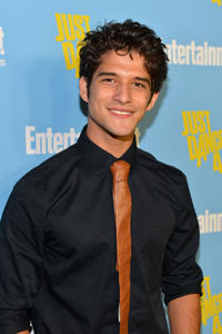 Tyler Garcia Posey at the Entertainment Weekly's 6th Annual Comic-Con Celebration in California.