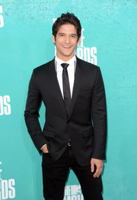 Tyler Garcia Posey at the 2012 MTV Movie Awards in California.