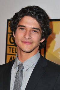 Tyler Garcia Posey at the Critics' Choice Television Awards in California.