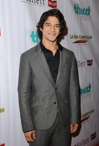 Tyler Garcia Posey at the 2nd Annual Thirst Project Gala in California.