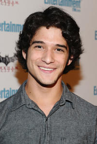 Tyler Garcia Posey at the Entertainment Weekly's 5th Annual Comic-Con Celebration in California.