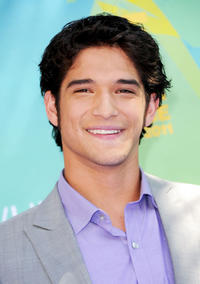 Tyler Garcia Posey at the 2011 Teen Choice Awards in California.