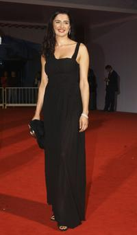 Luisa Ranieri at the premiere of