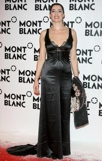 Luisa Ranieri at the Montblanc