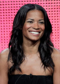 Rose Rollins at the 2010 Summer TCA Tour.