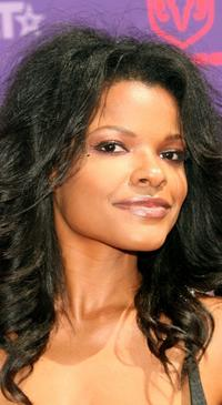 Keesha Sharp at the 2007 BET Awards.