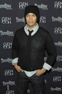 Chaske Spencer at the special screening of