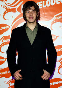 Alessandro Sperduti at the Nickelodeon Kids' Choice Awards 2008 in Italy.
