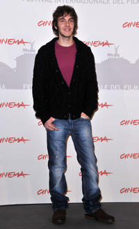 Alessandro Sperduti at the photocall of
