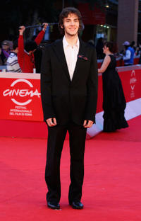 Alessandro Sperduti at the premiere of