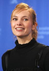Nadja Uhl at the photocall of