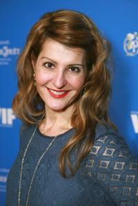 Nia Vardalos at the