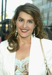 Nia Vardalos at the Los Angeles premiere of