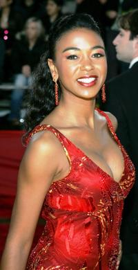 Ananda Lewis at the 31st Annual People's Choice Awards.