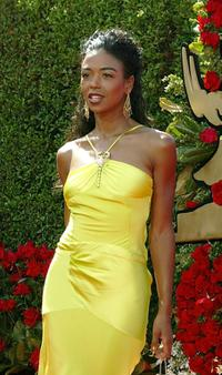 Ananda Lewis at the 56th Annual Primetime Emmy Awards.