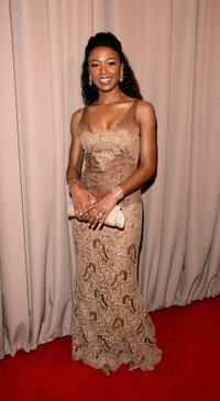 Ananda Lewis at the Miramax 2005 Golden Globes after party.