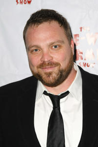 Drew Powell at the after party of the Broadway opening night of