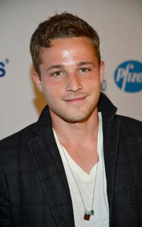 Shawn Pyfrom at the 19th Annual Race To Erase MS in California.