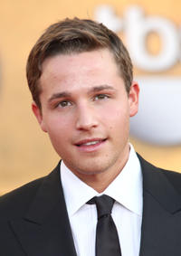 Shawn Pyfrom at the 15th Annual Screen Actors Guild Awards in California.