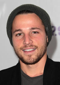 Shawn Pyfrom at the PS Arts Amazing