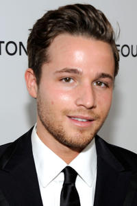 Shawn Pyfrom at the 18th Annual Elton John AIDS Foundation Academy Award party in California.
