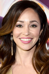 Autumn Reeser at Hall Mark Channel and Hallmark Movies and Mysteries Winter 2018 TCA Press Tour in Pasadena, California.