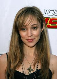 Autumn Reeser at the 102.7 KIIS-FMs Wango Tango 2006 concert.