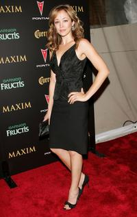 Autumn Reeser at the Maxim Magazines 7th Annual Hot 100 party.
