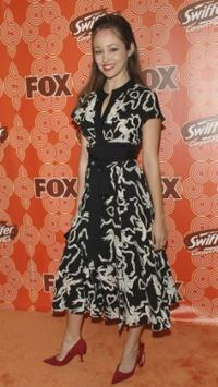 Autumn Reeser at the FOX Fall Casino Party.