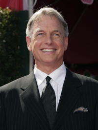 Mark Harmon at the 59th Annual Primetime Emmy Awards.