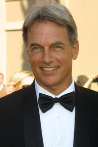 Mark Harmon at the 2002 Creative Arts Emmy Awards.