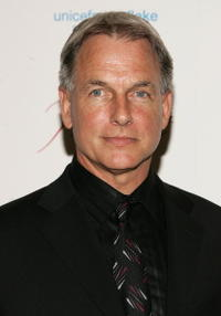 Mark Harmon at the first annual UNICEF Snowflake Ball.
