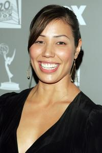 Michaela Conlin at the 20th Century Fox Television and FOX Broadcasting Company 2006 Emmy party.