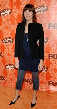 Michaela Conlin at the FOX Fall Casino Party.