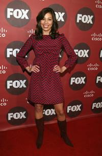 Michaela Conlin at the Fox Fall Eco-Casino Party.