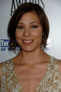 Michaela Conlin at the 21st Genesis Awards.