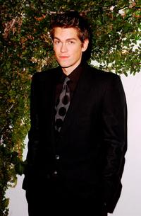 Steve Howey at the Fox TV Emmy After party.