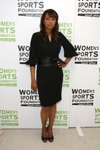Aisha Tyler at the Womens Sports Foundations Billie Awards.