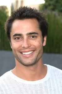 Victor Webster at the People Magazine Top 50 Bachelors Party.