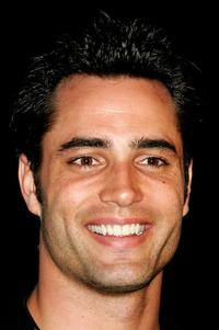 Victor Webster at the world premiere of