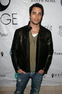 Victor Webster at the REEL Lounge Presents The Benderspink Oscar Party.