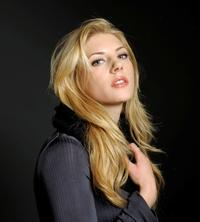 Katheryn Winnick at the Hollywood Life House.