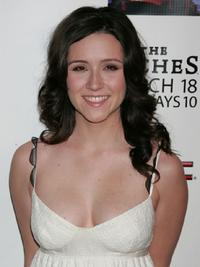 Shannon Marie Woodward at the season two premiere of