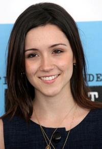 Shannon Marie Woodward at the 22nd Annual Film Independent Spirit Awards.