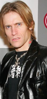 Josh Todd at the LG All-Star Poker Showdown and Party.